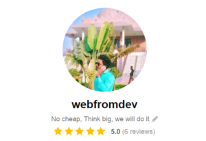 webfromdev rating