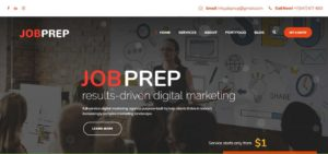 JOBPREB NEW PROJECT